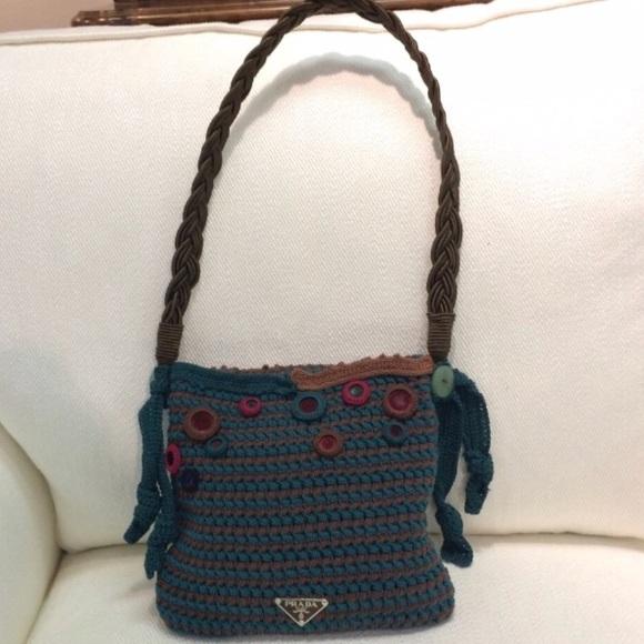 e93486da42188c Prada Runaway Crochet Bag. M_5a8fbabbcaab4403013a36df